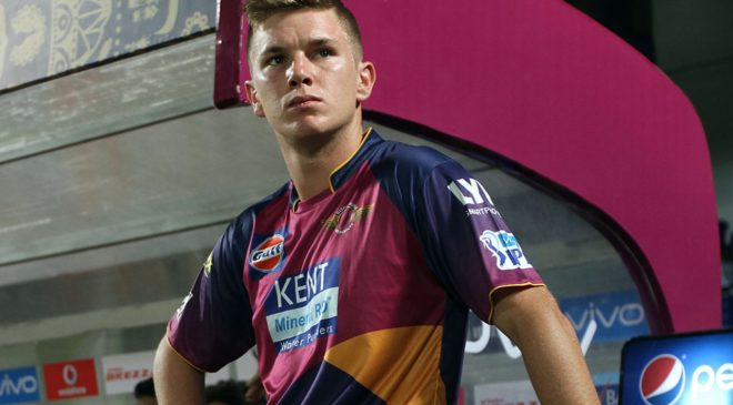 Zampa replace Kane Richardson