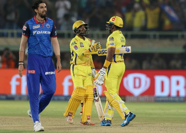 Ambati Rayudu And Dwayne Bravo Available For Selection For CSK