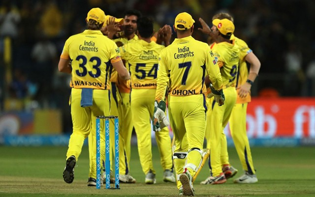 Chennai Super Kings Knocked Out From IPL 2020
