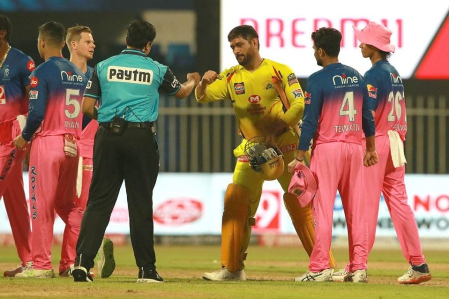 IPL 2020: Match 4: 5 Talking Points From Rajasthan Royals vs Chennai Super Kings Match
