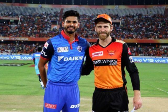 match prediction Delhi Capitals vs Sunrisers Hyderabad - Match Preview. (Photo Credit: IPL)