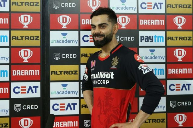 Virat Kohli Rues Dew Factor As They Go Down Against Sunrisers Hyderabad