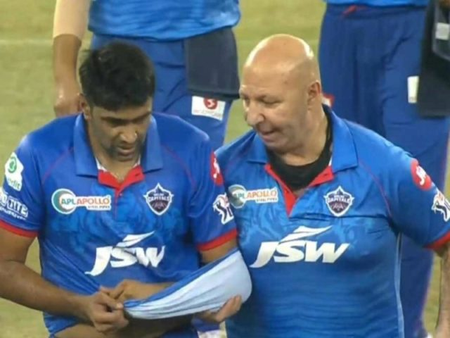 Shreyas Iyer Drops An Update On Injured Ravichandran Ashwin