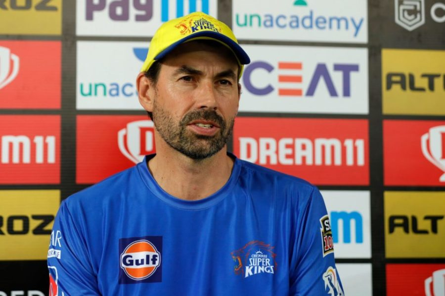 Disappointed To Let It Slip- Stephen Fleming After Loss to KKR