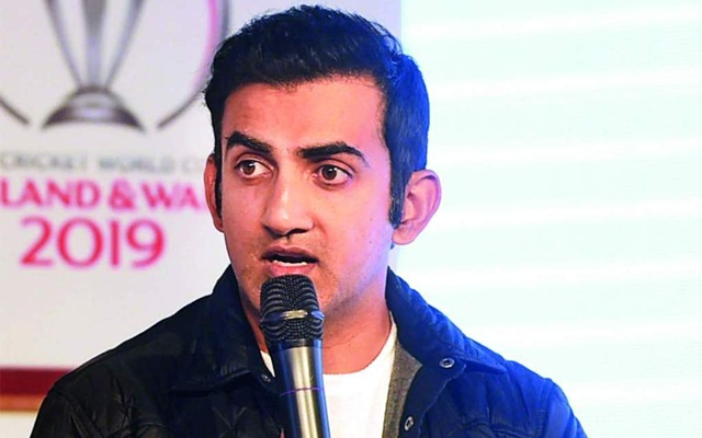 Gautam Gambhir Slams Indian Team Selection For Not Having Another All-Rounder
