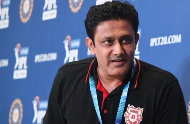 Kumble Keen More Indian Coaches