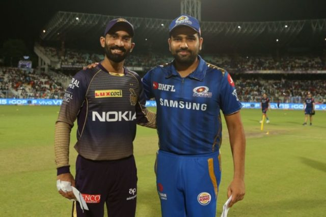 Kolkata Knight Riders vs Mumbai Indians Match Prediction