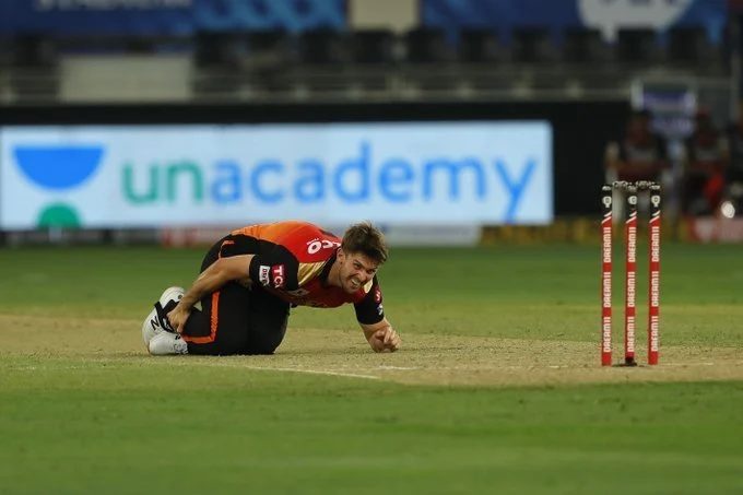 Mitchell Marsh ruled out