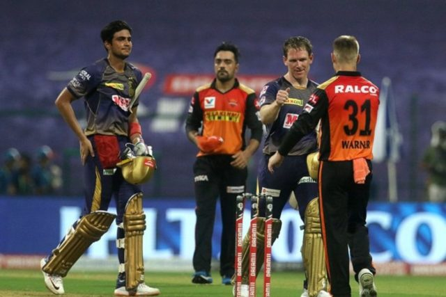 IPL 2021 Match 3 Sunrisers Hyderabad vs Kolkata Knight Riders