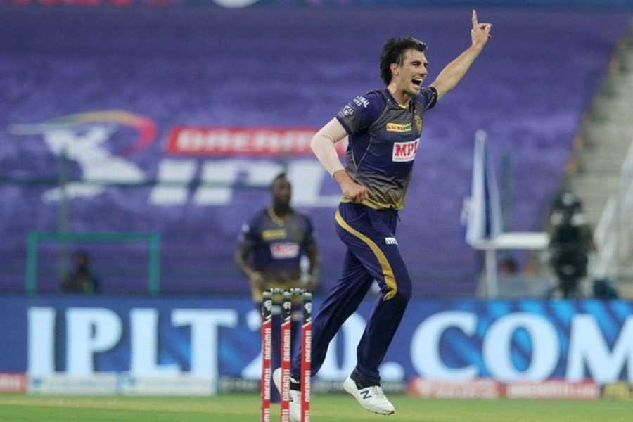 IPL 2020: Watch - Pat Cummins Breaches Through Jonny Bairstow's Defence