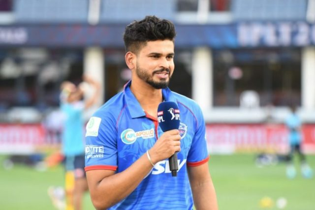 We Were 10 Runs Short Against KXIP - Shreyas Iyer