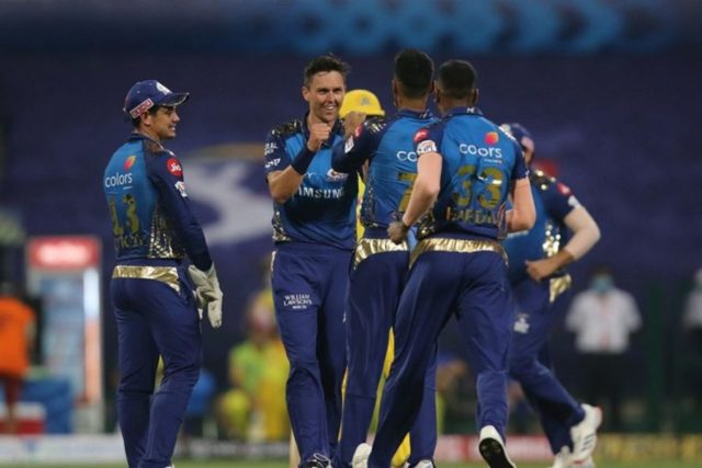 Playing For Mumbai Indians Has Been Enjoyable - Trent Boult