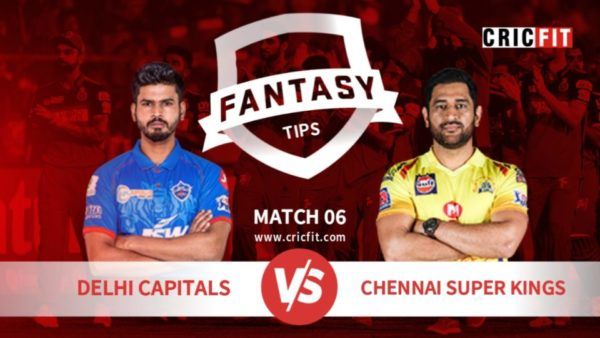 IPL 2020: Match 7- Chennai Super Kings vs Delhi Capitals- Fantasy Tips, Predicted XI, Match Prediction