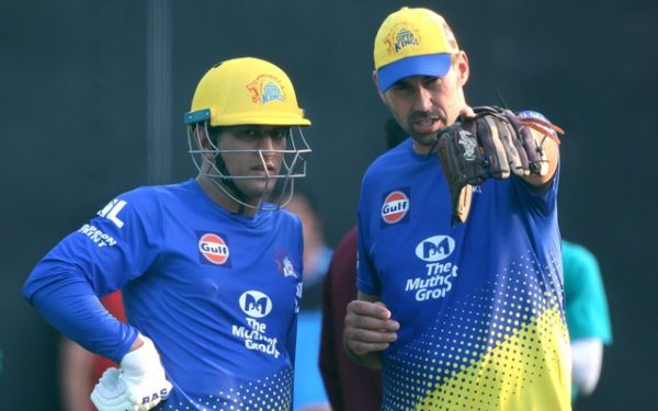 IPL 2020: MS Dhoni Is Fresh And Ready To Go -Stephen Fleming