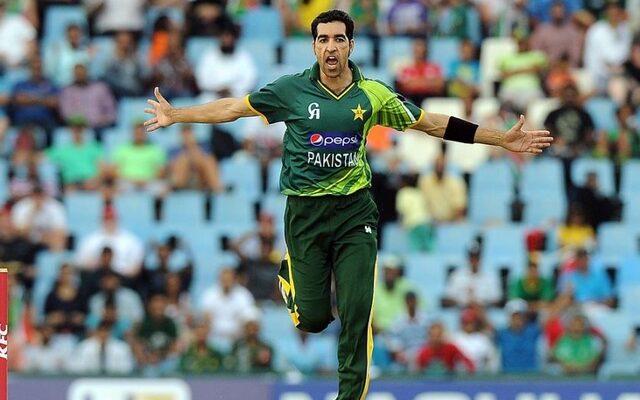 Umar Gul retire