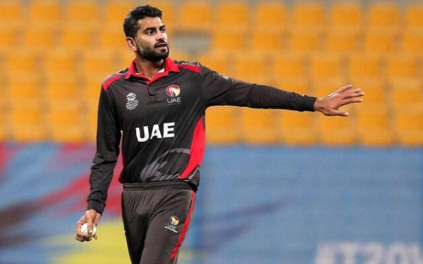UAE Ahmed Raza Joins RCB