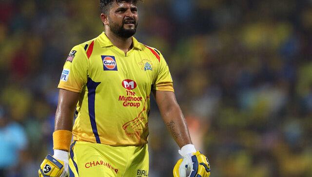 5 Cricketers-Suresh Raina