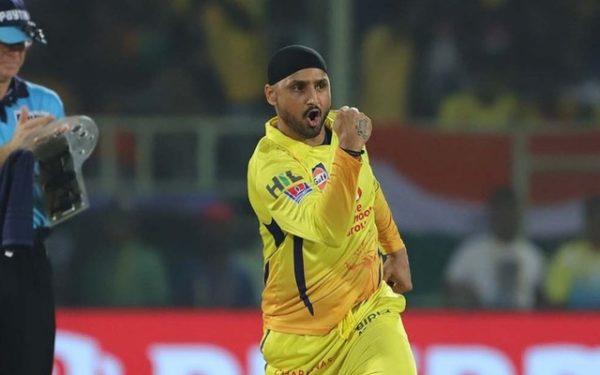 Harbhajan Singh CSK IPL 2021