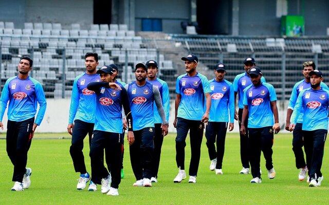 Bangladesh squad Sri Lanka series