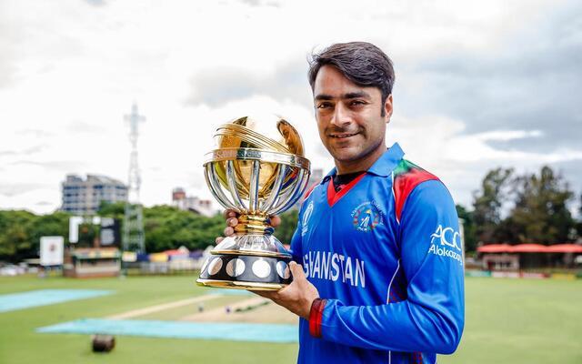 talent skill win T20 World Cup Rashid khan