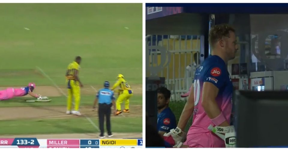Watch - Ruturaj Gaikwad's Rocket Arm Crashes David Miller's Debut With RR