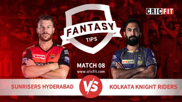 IPL 2020: Match 8- Kolkata Knight Riders vs Sunrisers Hyderabad- Fantasy Tips, Predicted XI, Match Prediction
