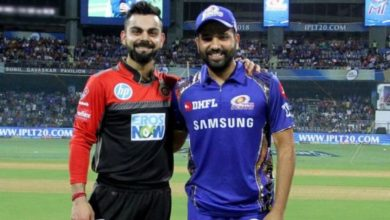 Virat Kohli Rohit Sharma Royal Challengers Bangalore vs Mumbai Indians Fantasy Tips