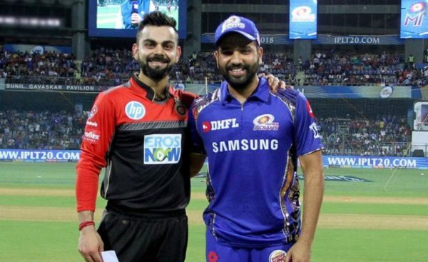 Virat Kohli Rohit Sharma Royal Challengers Bangalore vs Mumbai Indians Fantasy Tips