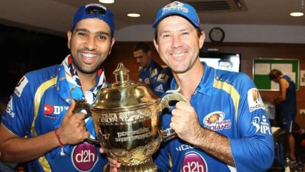 I Have Learned How To Make All My Teammates Important From Ricky Ponting- Rohit Sharma