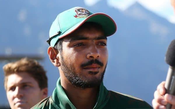 Bangladesh Batsman Saif Hassan Tested Covid-19 Positive