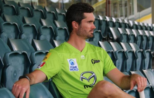 Ben Cutting Leaves Brisbane Heat Big Bash League