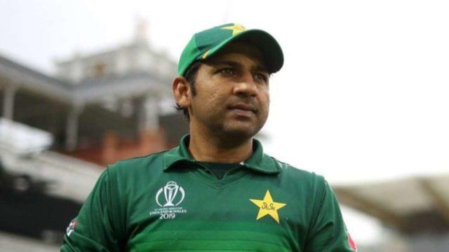 Pakistan Sarfaraz Ahmed
