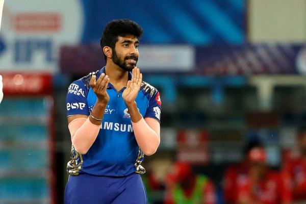 Jasprit Bumrah IPL 2021