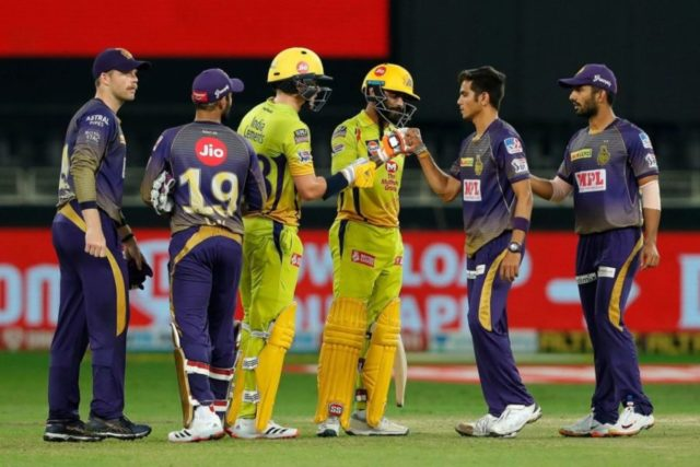 IPL 2020: Match 49-Kolkata Knight Riders vs Chennai Super Kings - Match Report