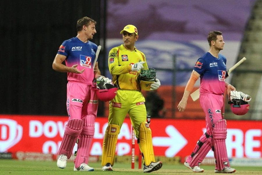 IPL 2020: Match 37: Chennai Super Kings vs Rajasthan Royals - Match Report