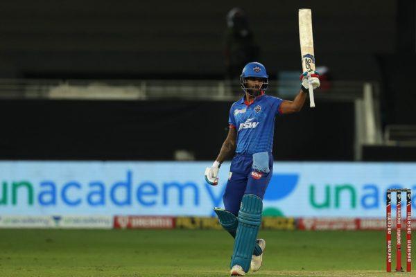 Shikhar Dhawan IPL 2021