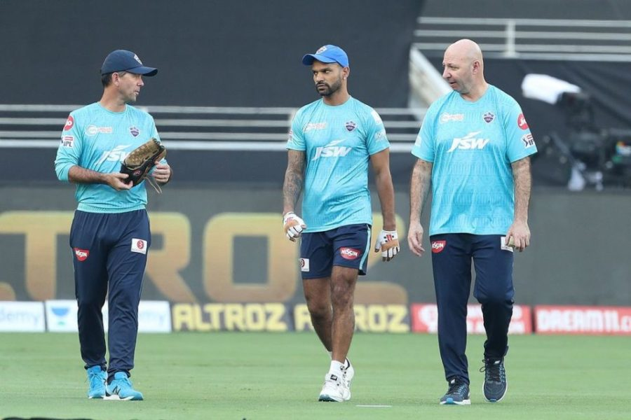 IPL 2020: Shikhar Dhawan Highlights Pep Talk With Ponting To Hit Back Form