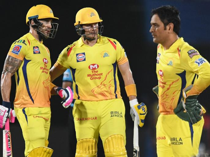 IPL 2020: Three Players Who Can Lead CSK If MS Dhoni Sits Out vs Mumbai Indians