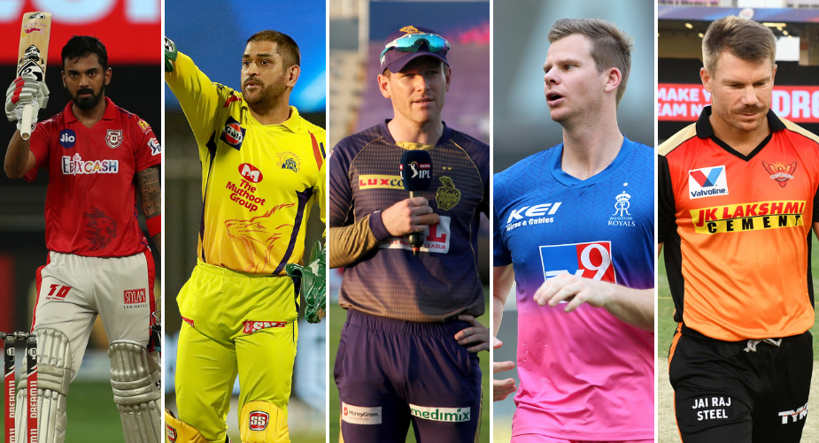 IPL 2020 Playoffs: Taking A Look At Remaining Fixtures Of KKR, CSK, SRH, KXIP & RR