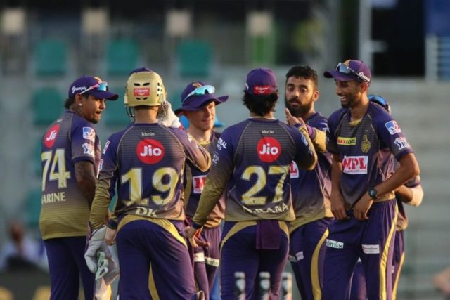 KKR Kolkata Knight Riders vs Delhi Capitals-Match Report