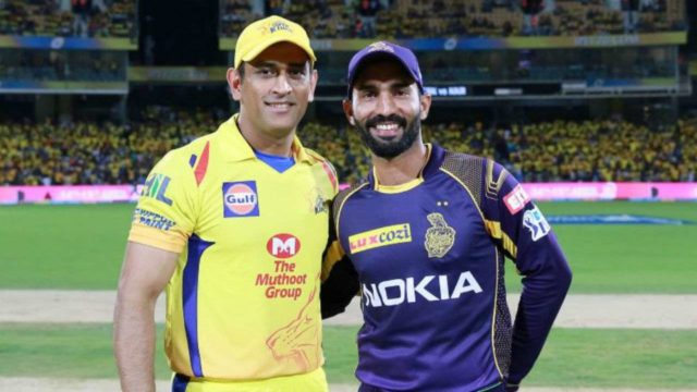 IPL 2020: Dinesh Karthik Opens Up On Playing In The 'MS Dhoni Era'