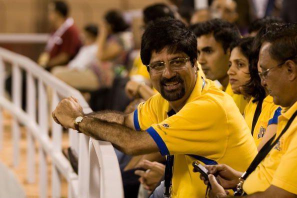 Kris Srikkanth CSK IPL