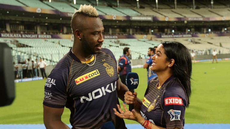 Wife of Andre Russell Shuts Troll On Instagram