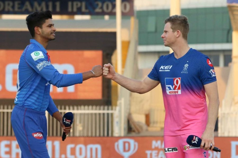 IPL 2020: Match 30 - Delhi Capitals vs Rajasthan Royals - Match Prediction