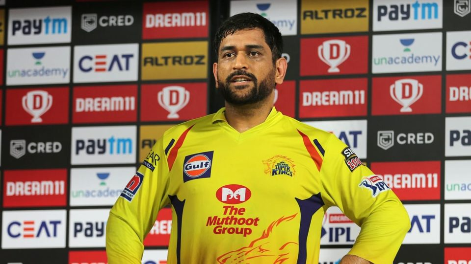 "MS Dhoni Aakash Chopra""Won't Accept His Answers""-Kris Srikkanth Slams MS Dhoni"