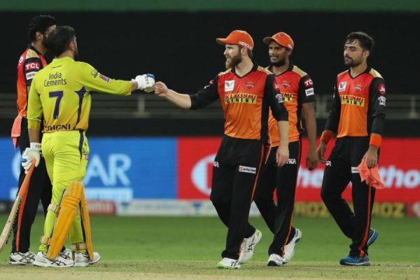 Chennai Super Kings Sunrisers Hyderabad Fantasy Tips
