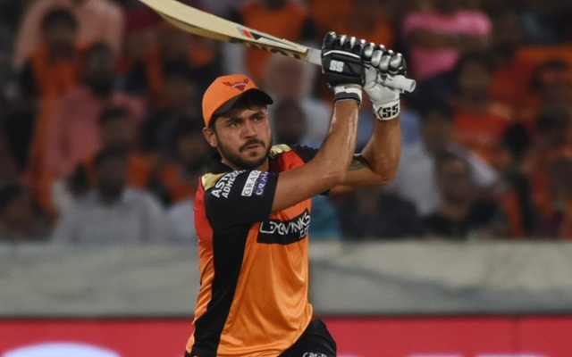 IPL 2020: High Time for Us To Perform - Manish Pandey