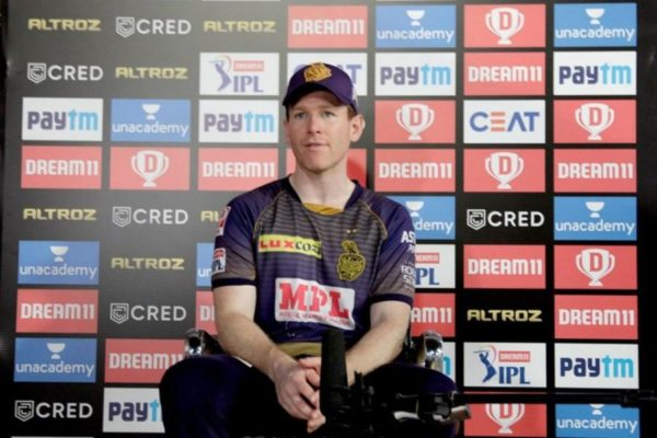 We Were On The Wrong Side Of The Toss - Eoin Morgan