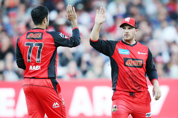 BBL 2020-21: Mohammad Nabi To Continue Playing For Melbourne Renegades