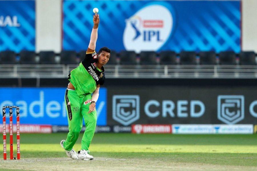Navdeep Saini Doubtful For RCB's Next Game